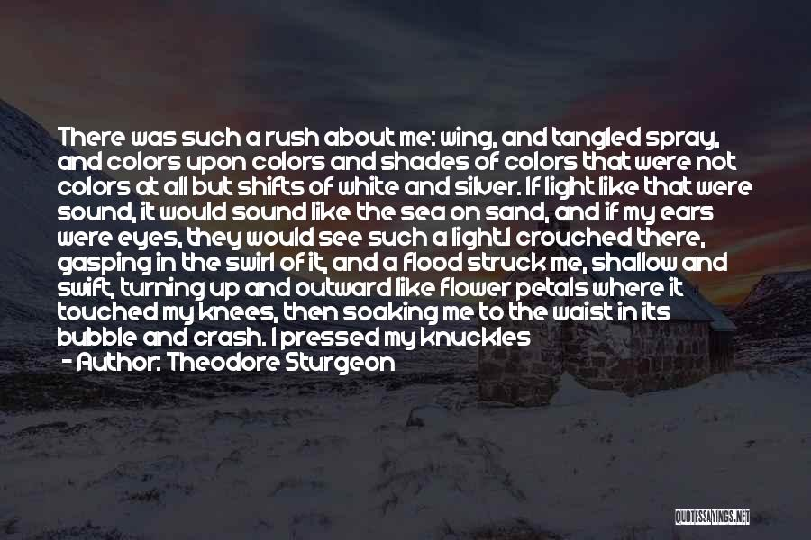 Night Shifts Quotes By Theodore Sturgeon