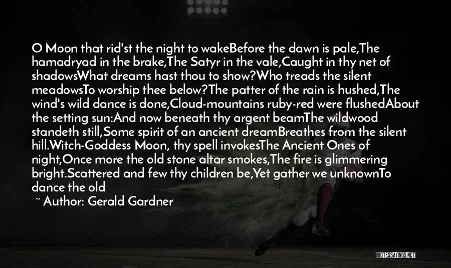Night Vale Quotes By Gerald Gardner