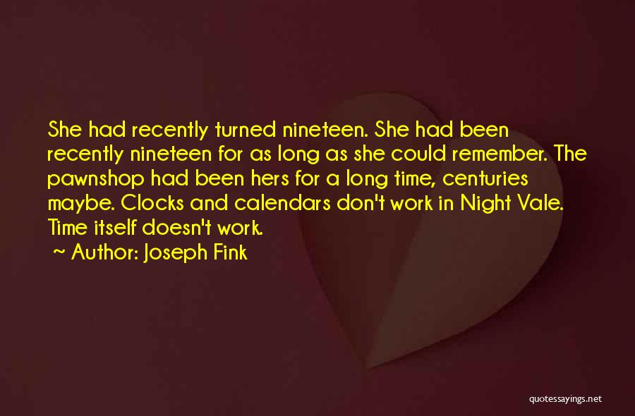 Night Vale Quotes By Joseph Fink