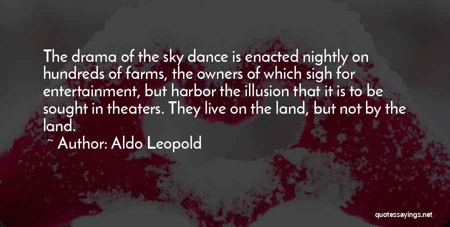 Nightly Quotes By Aldo Leopold