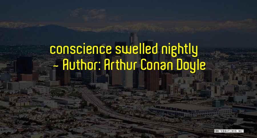 Nightly Quotes By Arthur Conan Doyle