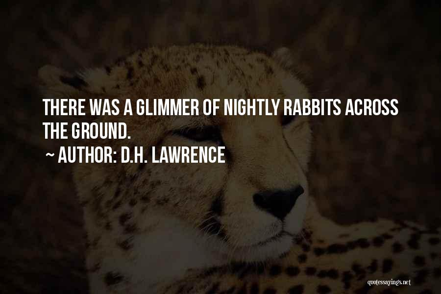 Nightly Quotes By D.H. Lawrence