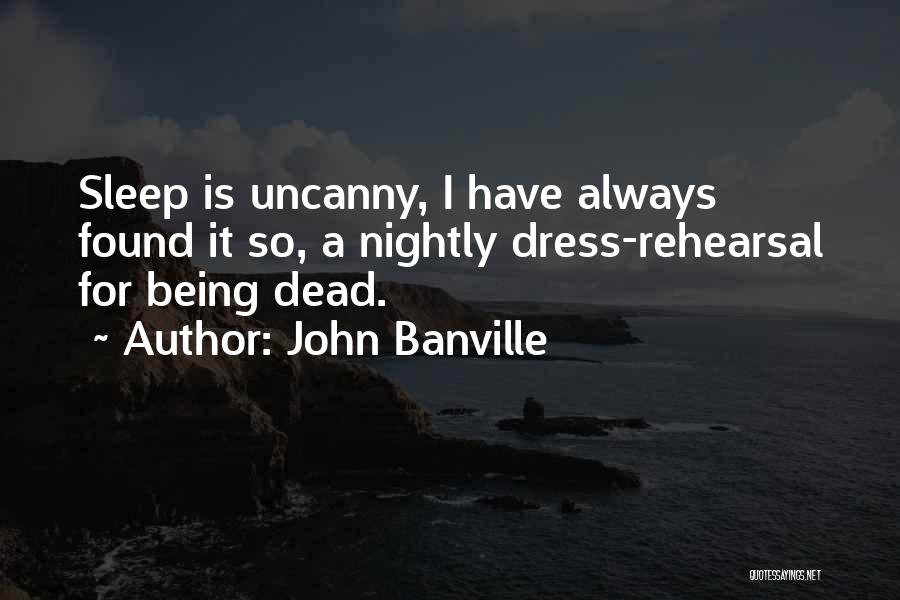 Nightly Quotes By John Banville