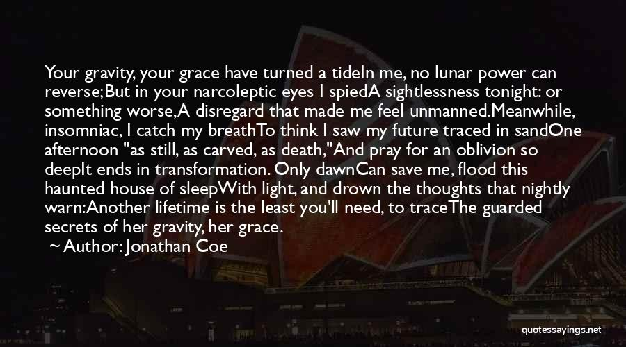 Nightly Quotes By Jonathan Coe
