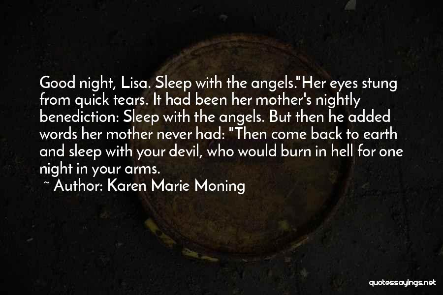 Nightly Quotes By Karen Marie Moning