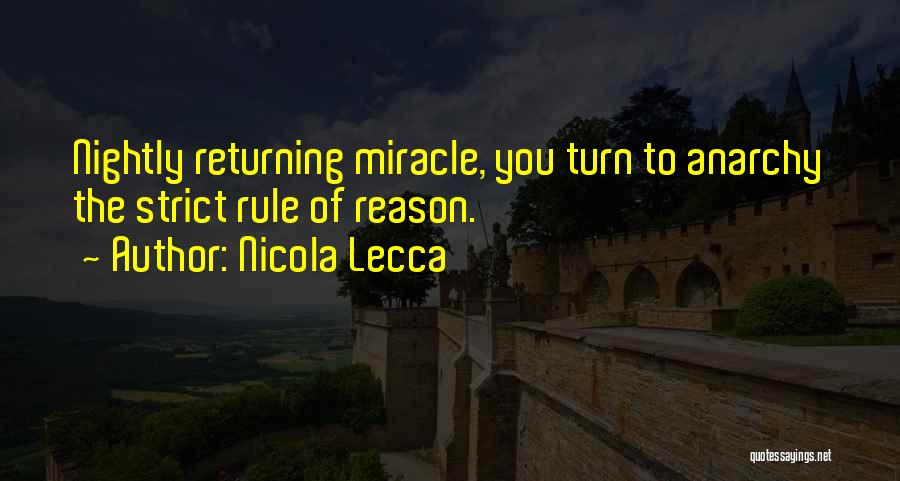 Nightly Quotes By Nicola Lecca
