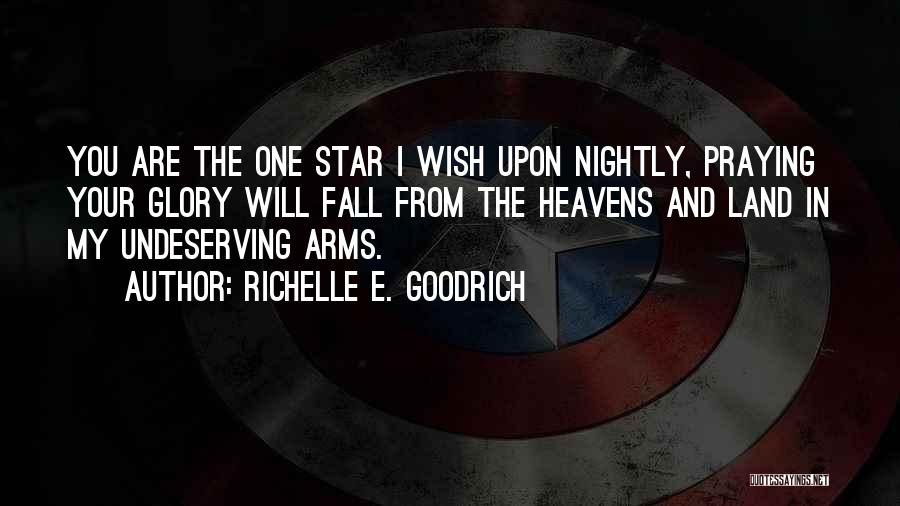 Nightly Quotes By Richelle E. Goodrich