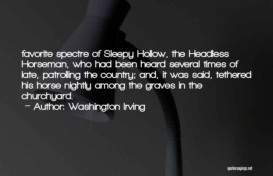 Nightly Quotes By Washington Irving