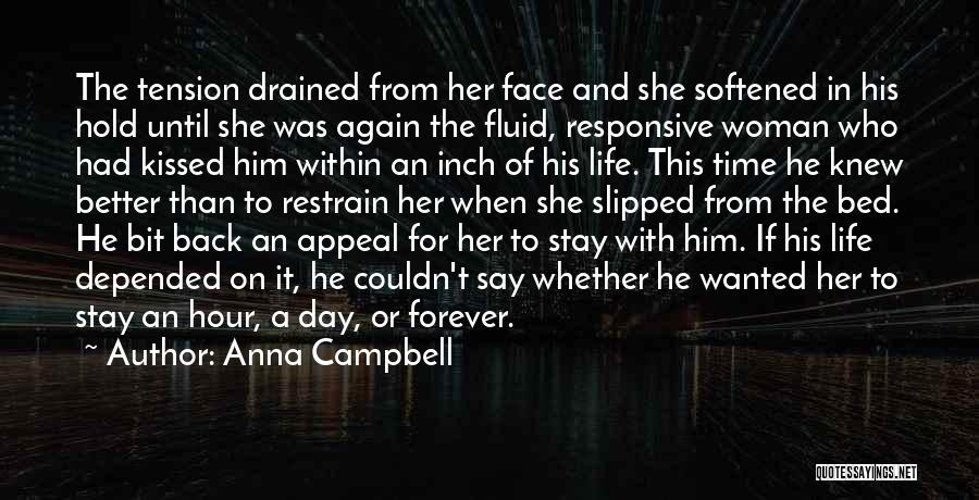 Nights With Him Quotes By Anna Campbell