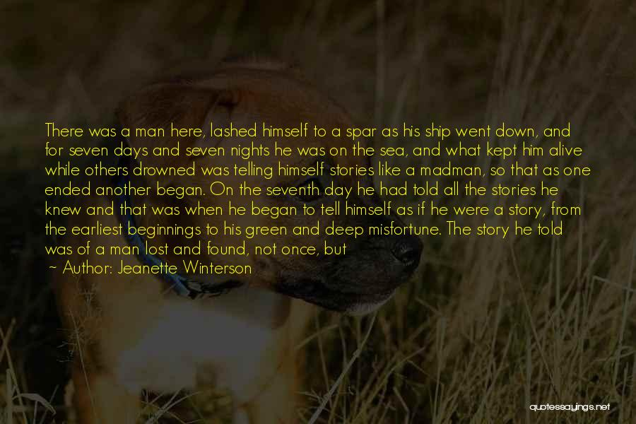 Nights With Him Quotes By Jeanette Winterson