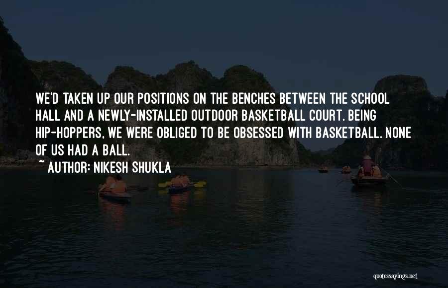 Nikesh Shukla Quotes 1249110