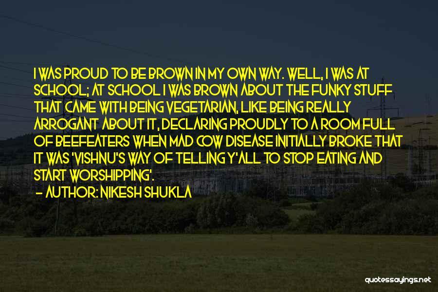 Nikesh Shukla Quotes 2006887