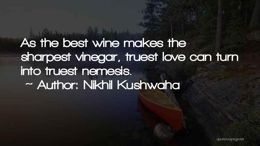 Nikhil Kushwaha Quotes 2049633