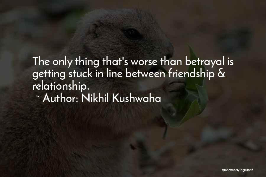 Nikhil Kushwaha Quotes 810573