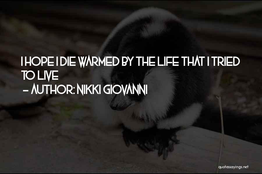 Nikki Giovanni Quotes 1283862