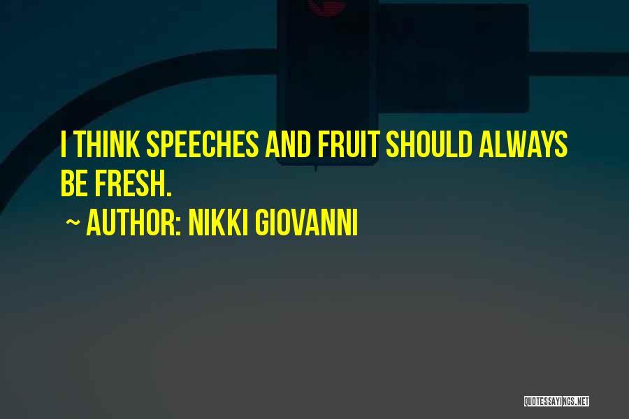 Nikki Giovanni Quotes 1308699