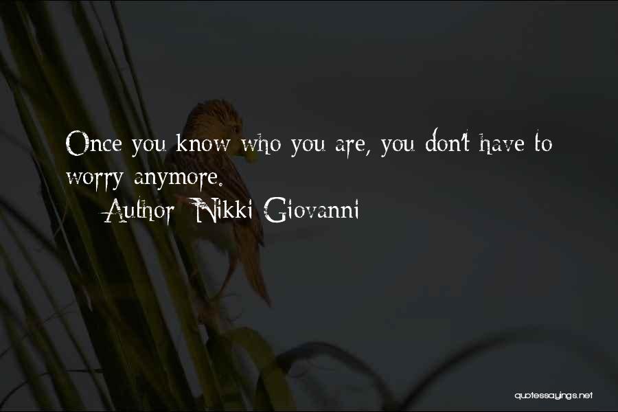 Nikki Giovanni Quotes 1321056