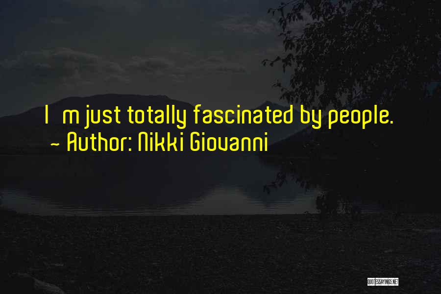 Nikki Giovanni Quotes 1341433
