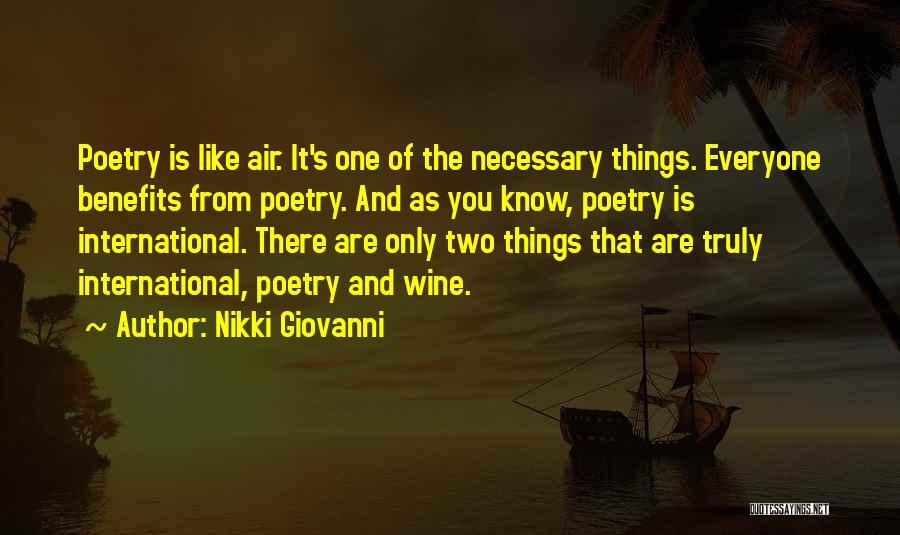 Nikki Giovanni Quotes 1351001