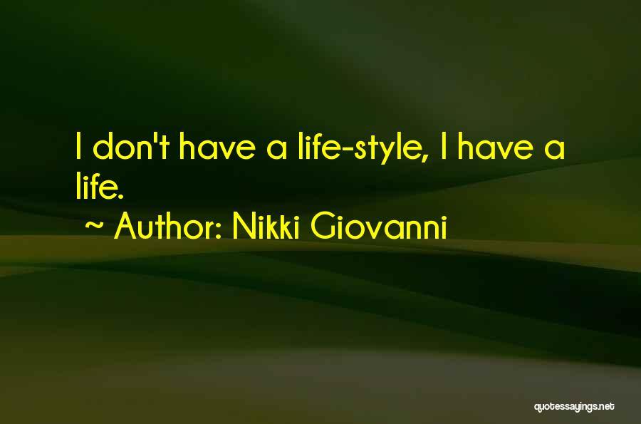 Nikki Giovanni Quotes 1516473