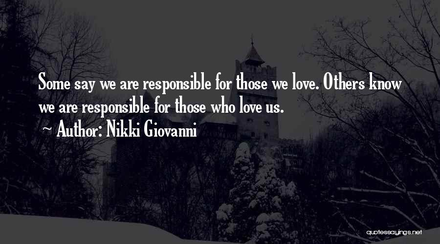 Nikki Giovanni Quotes 1580556