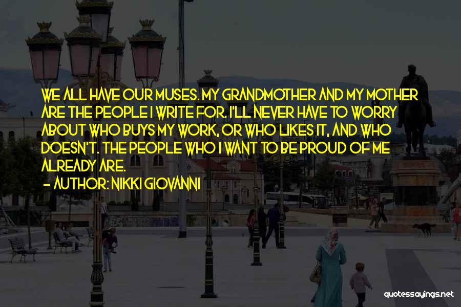 Nikki Giovanni Quotes 1697971