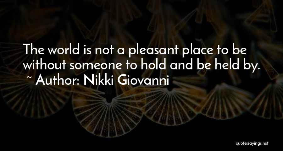 Nikki Giovanni Quotes 180290