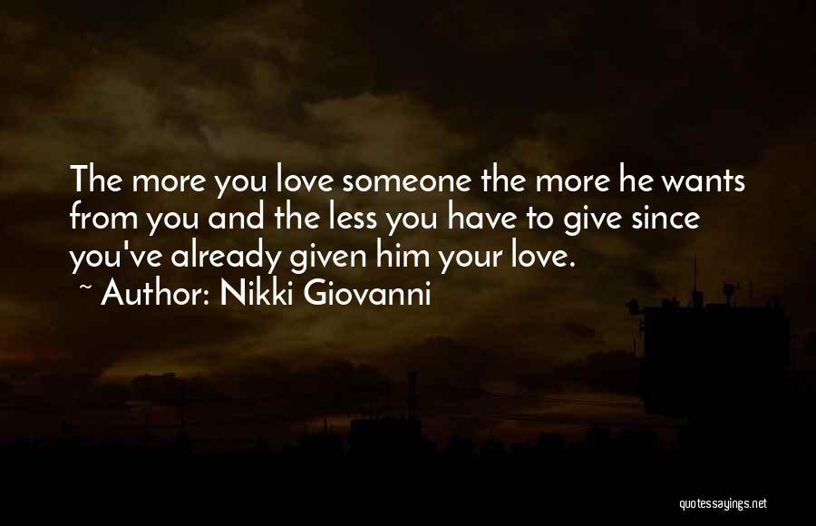 Nikki Giovanni Quotes 2076256