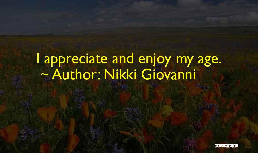 Nikki Giovanni Quotes 292099