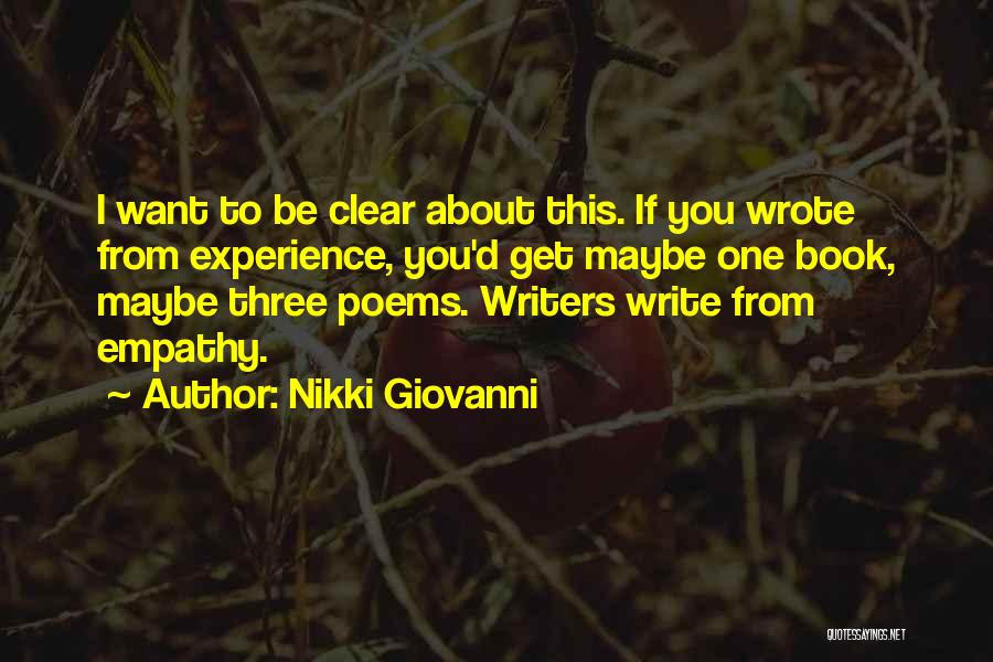 Nikki Giovanni Quotes 321859