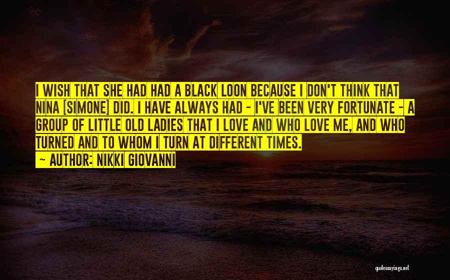 Nikki Giovanni Quotes 604479