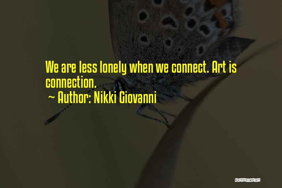 Nikki Giovanni Quotes 713801