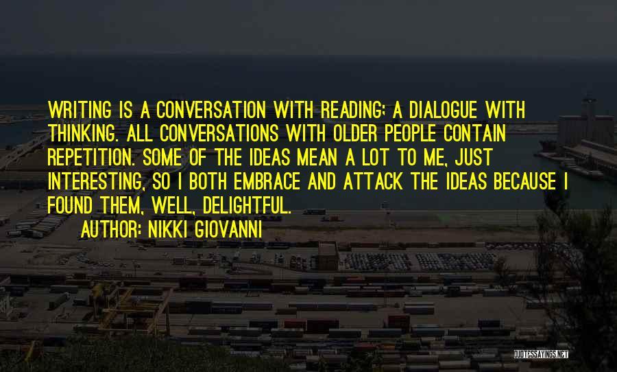 Nikki Giovanni Quotes 773405