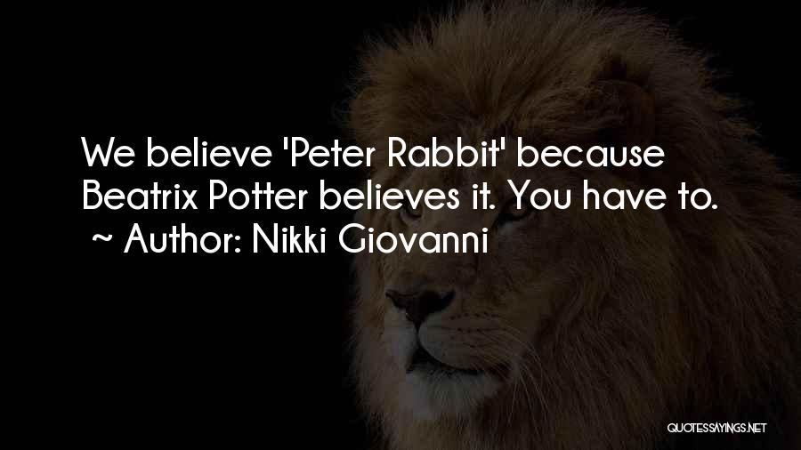 Nikki Giovanni Quotes 797942