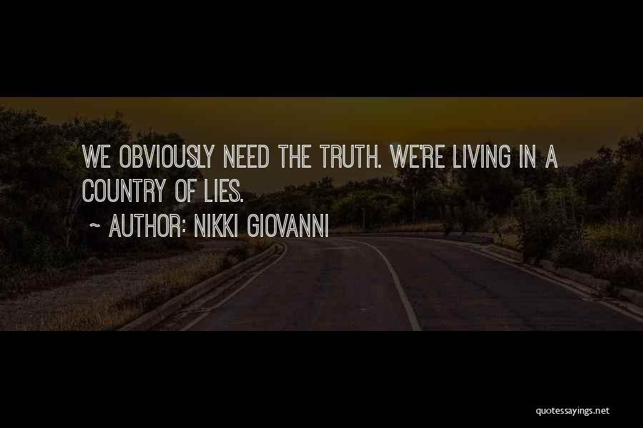 Nikki Giovanni Quotes 814088