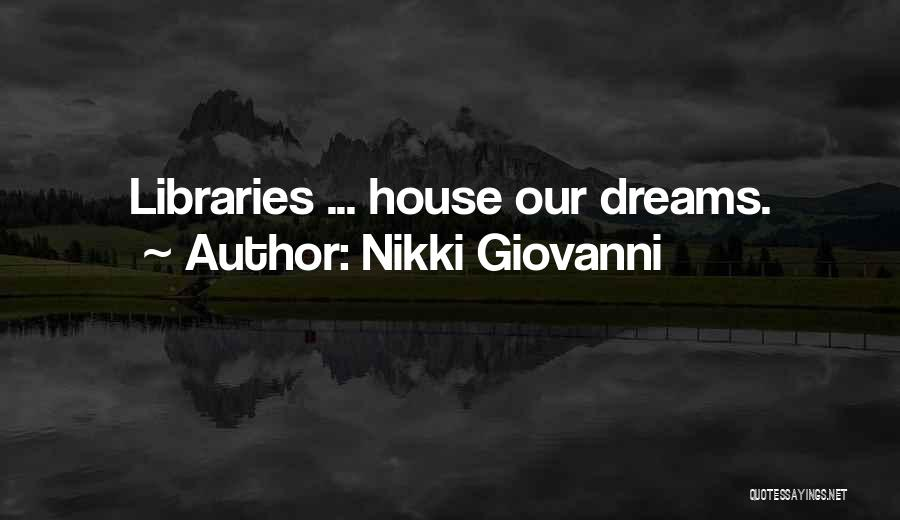 Nikki Giovanni Quotes 846732