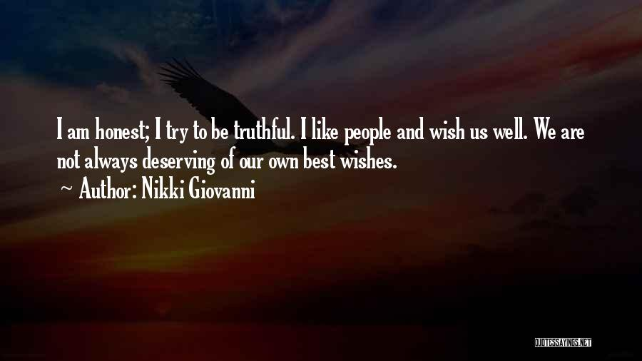 Nikki Giovanni Quotes 935360