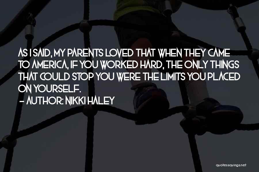 Nikki Haley Quotes 1750968