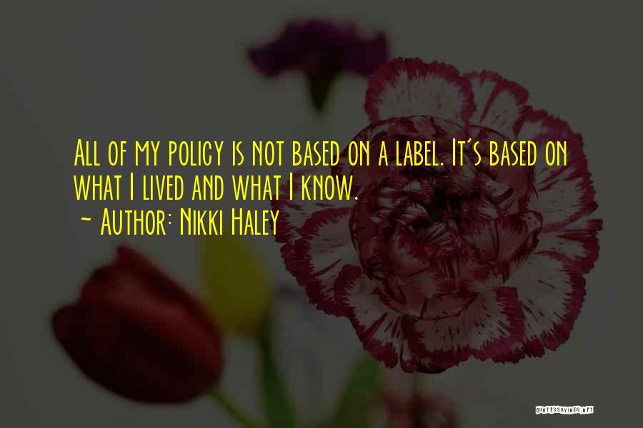Nikki Haley Quotes 1859907