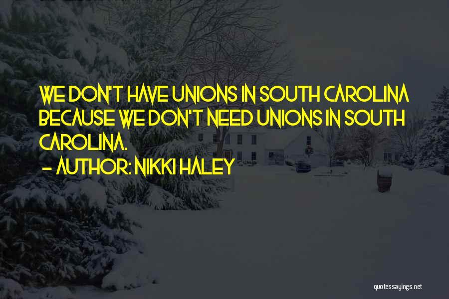 Nikki Haley Quotes 581813