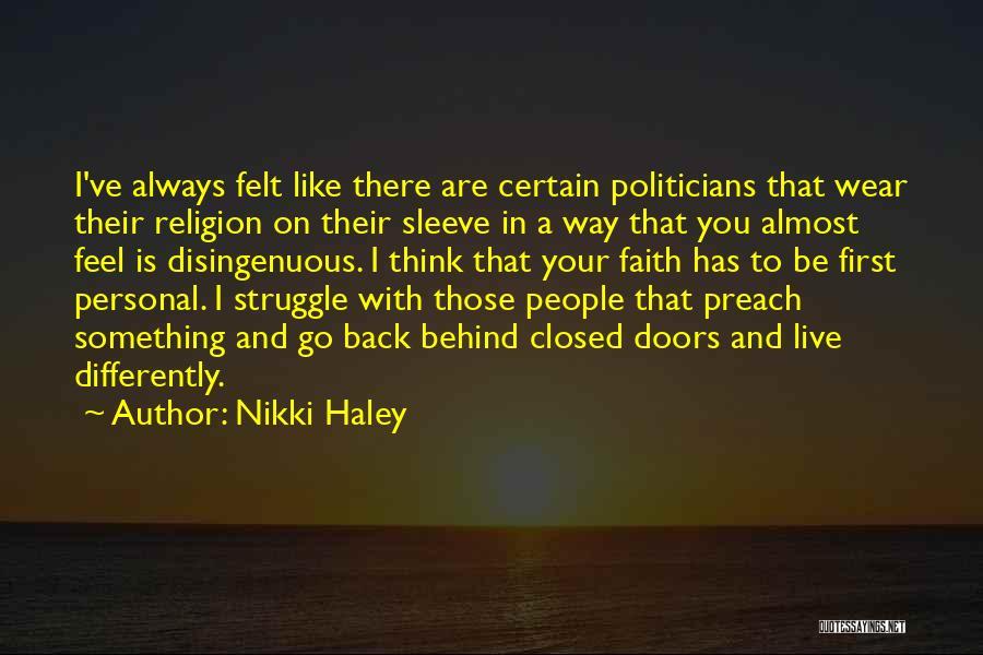 Nikki Haley Quotes 585587