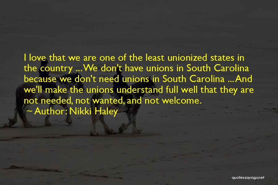 Nikki Haley Quotes 690007