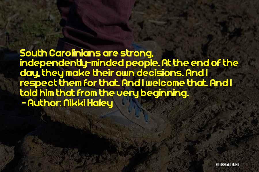 Nikki Haley Quotes 768081