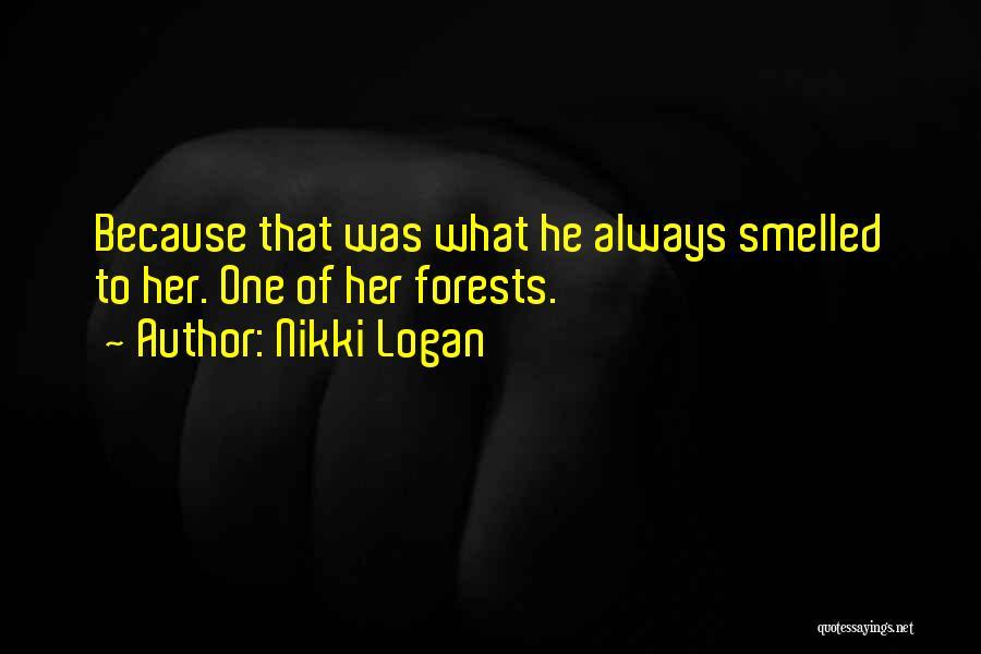 Nikki Logan Quotes 1709600