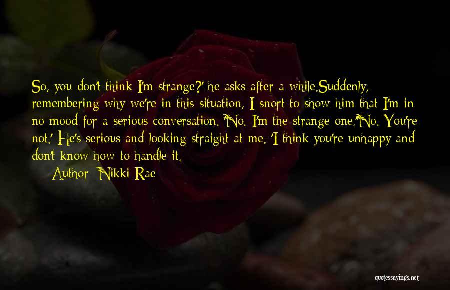 Nikki Rae Quotes 156614