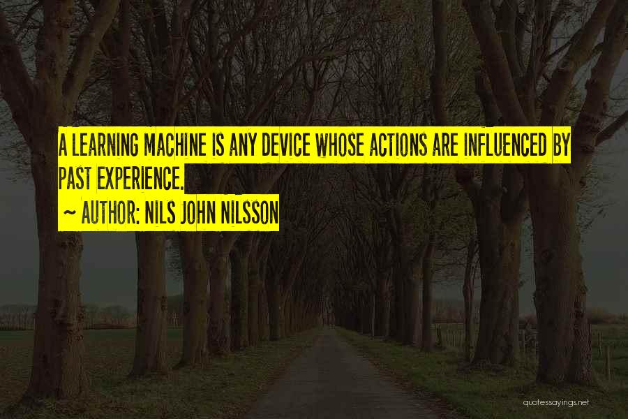 Nils John Nilsson Quotes 1540310
