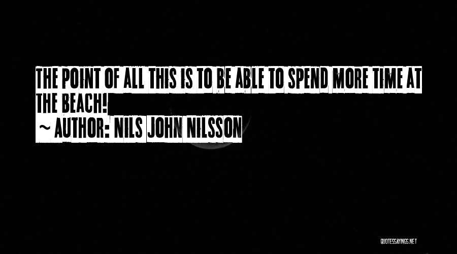 Nils John Nilsson Quotes 329207