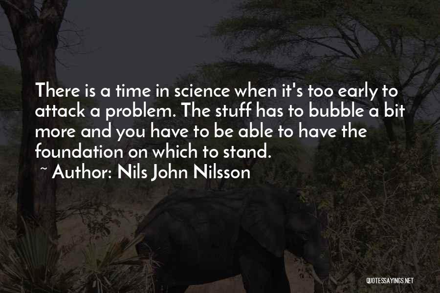 Nils John Nilsson Quotes 945947