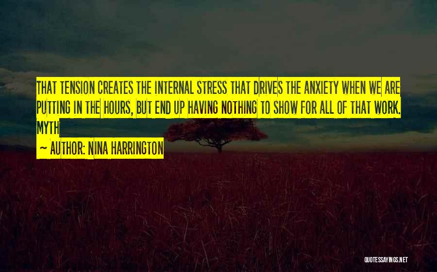 Nina Harrington Quotes 997457