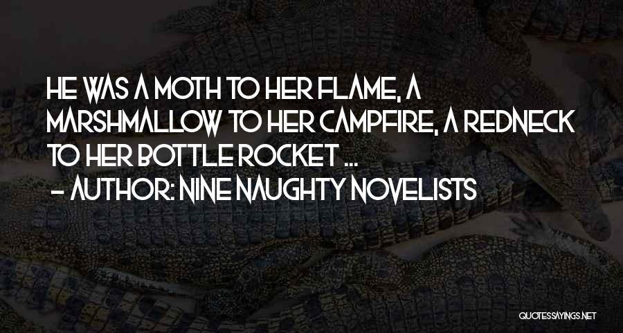Nine Naughty Novelists Quotes 1273424